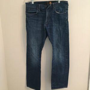 EUC JCrew 770 denim jeans in size 33/30